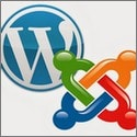 wordpress joomla